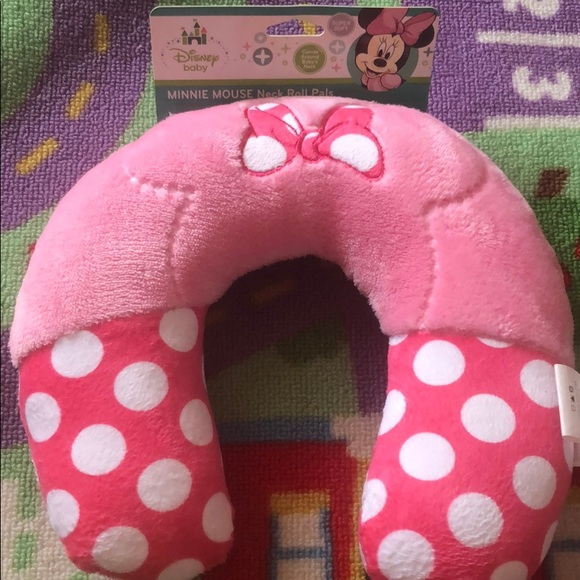Disney baby Other - Minnie Mouse Neck Roll.